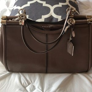 Coach Madison Caroline Satchel
